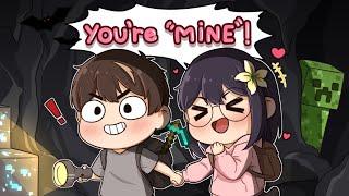 MINEcraft Adventure with Michael! :D