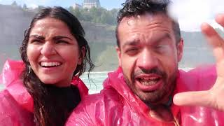 Vaishno Devi to Niagara Falls | She is still unhappy.