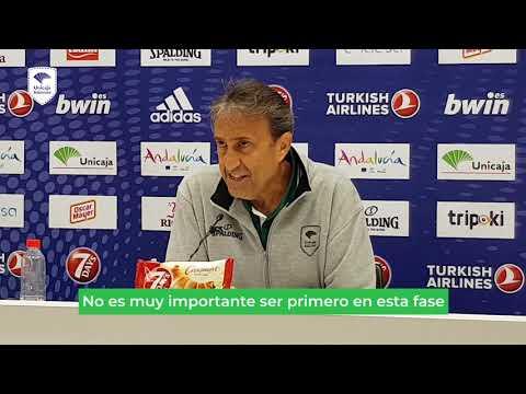 Unicaja de Málaga busca el liderato
