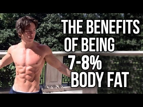 Video The Benefits of Being 7% to 8% Body Fat & Shredded