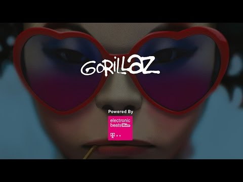 Commercial for Gorillaz App (2017) (Television Commercial)