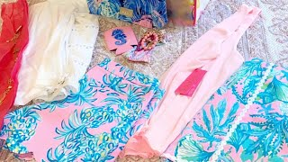 LILLY PULITZER TRY ON HAUL