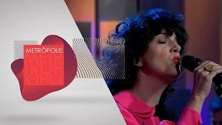 Céu canta 'Coreto', música de seu novo álbum 'APKÁ!' | Música