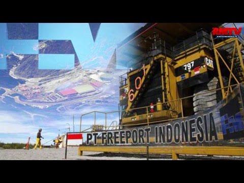 Divestasi Freeport Bukan Soal Bisnis Tapi Kedaulatan Bangsa
