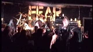 Fear Factory (Live @ The Outhouse, Lawrence KS - 1993)