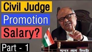 Job Profile Of Civil Judge   Salary   Junior Division   Munsif   Magistrate 2nd class   Part-1  