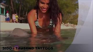Sido   Tausend Tattoos (Lyrics Video)