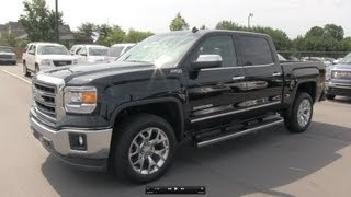 2014 GMC Sierra SLT Z71 Start Up, Exhaust, and In Depth Review