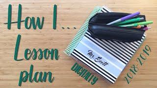 Teaching | How I... | Lesson Plan