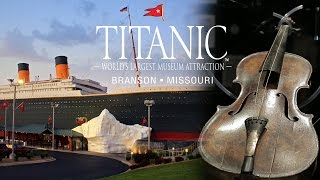 Titanic Museum Attraction Video