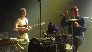 Battles - Ice Cream - live - Paris Cigale 2016