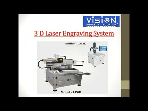 3D Laser Number Marking Machines