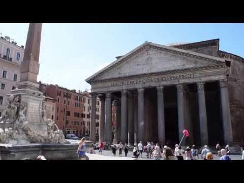 Video Souvenir: The Pantheon, Rome