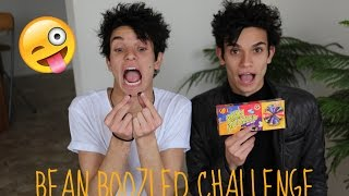DISGUSTING BEAN BOOZLED CHALLENGE!