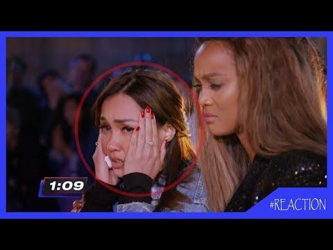Magician Demian Aditya -Performance America's Got Talent 2017( Reaction) (видео)