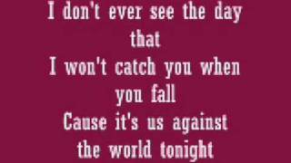 Westlife - Us Against The World (video lyrics)