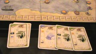 Oltre Mare Board Game Review