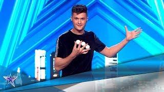 What An Emotional MAGIC SHOW! He Has MAGIC HANDS!   Auditions 10   Spain's Got Talent Season 5