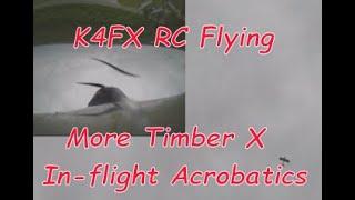Horizon Hobby Timber X more FPV