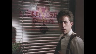 Jerry Seinfeld, Private Investigator from Television Parts (1985)
