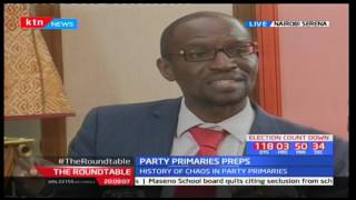 The Roundtable: Party Primaries Preparations [Part 1] - 11/4/2017