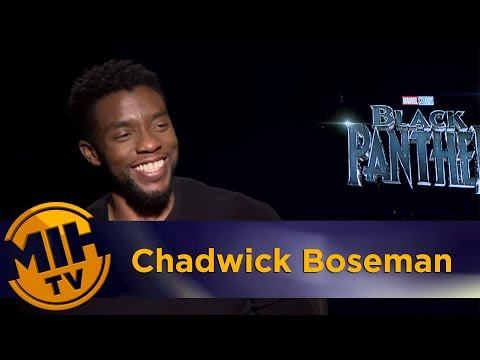 Chadwick Boseman: Black Panther Interview