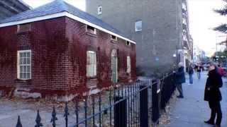Creepy London House Is Melting Away