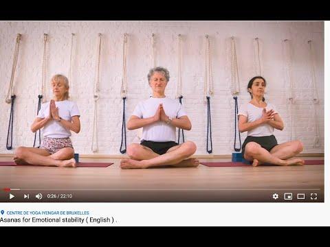 emotional stability  yogasamkyabe