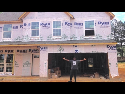 Building our New Home- Ep2 Building Our Dream House Vlogs