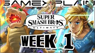 Super Smash Bros. Ultimate Update: WE