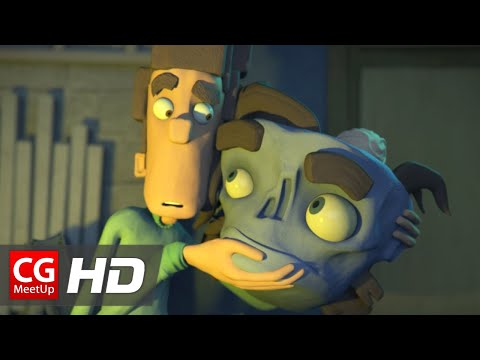 """CGI Animated Short Film HD: """"Roommate Wanted – Dead or Alive Short Film"""" by Monkey Tennis Animation"""
