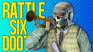 RATTLE SIX DOOT | Rainbow Six Siege