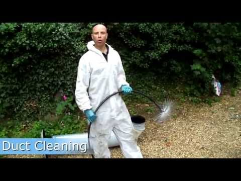 Duct Cleaning with DuctAir UK