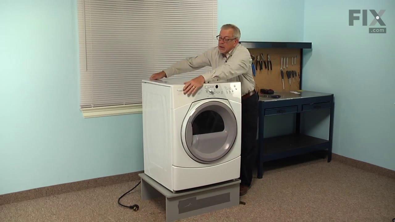 Replacing your Kenmore Dryer Blower Wheel