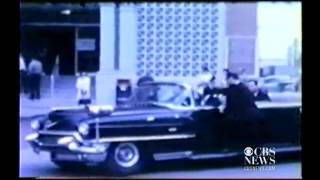 Rare film of JFK investigation uncovered