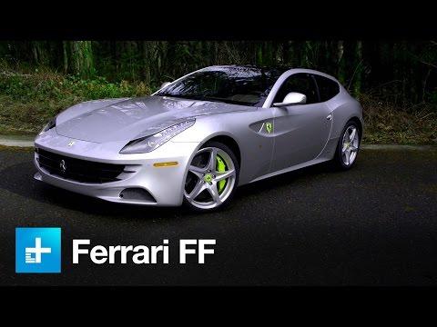 2015 Ferrari FF - Review
