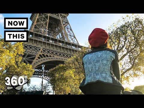 Autumn in Paris   Unframed by Gear 360   NowThis