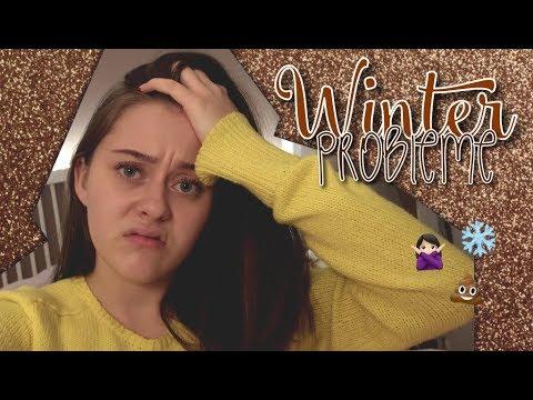 MÄDCHENPROBLEME im Winter ❄🙄 | #X-MASwithLea || lechenstern