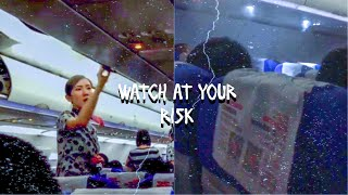 MY PLANE ALMOST CRASHED !! // STORYTIME | #MaryJanesWorldTour