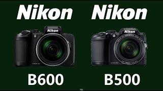 Nikon COOLPIX B600 vs Nikon COOLPIX B500