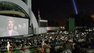 """Edelweiss"" Sing-along Sound of Music 6-24-17 @ the Hollywood Bowl"