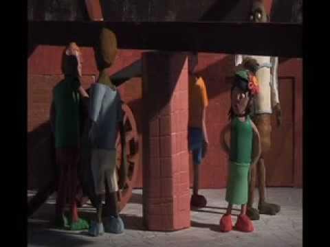 """Court métrage d'animation """"Coup de jeune"""""""