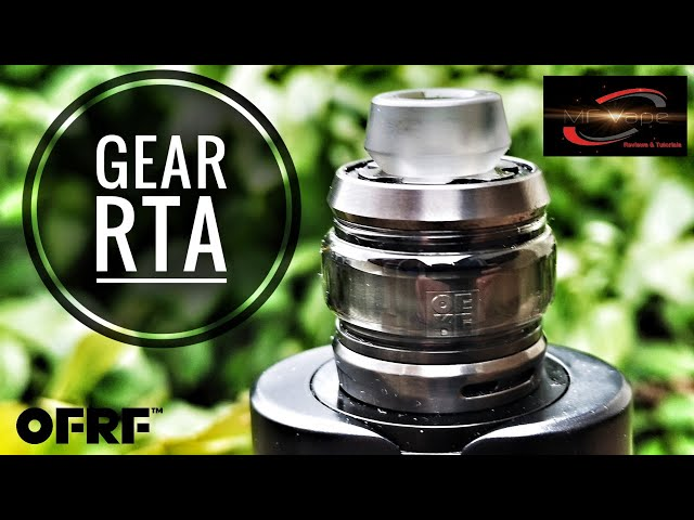 Gear RTA by OFRF - Review & Full Rebuild - Single Coil Flavour Chaser