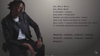 Ghali   Habibi (Instrumental + Testo)