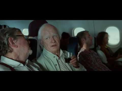 Video trailer för Hundraettåringen som smet från notan och försvann (2016) - Trailer