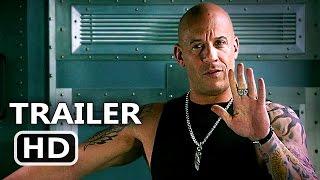 xXx 3: Return of Xander Cage (2017) Vin Diesel Xander Clip Action Movie HD