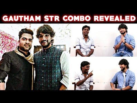 Gautham Karthik Prank Manjima Mohan On Set | Interview With Gautham Karthik | Devarattam