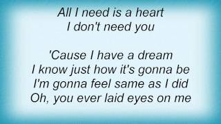 Joe Nichols - All I Need Is A Heart Lyrics
