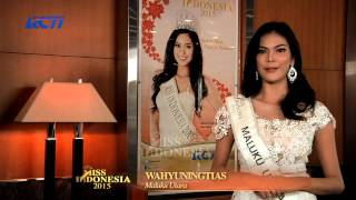 Wahyuningtias for Miss Indonesia 2015