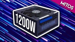 ¿Vale la pena una fuente de 1200W?